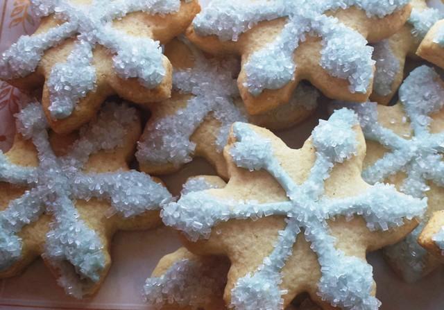 Sugar Snowflake Cookies ws