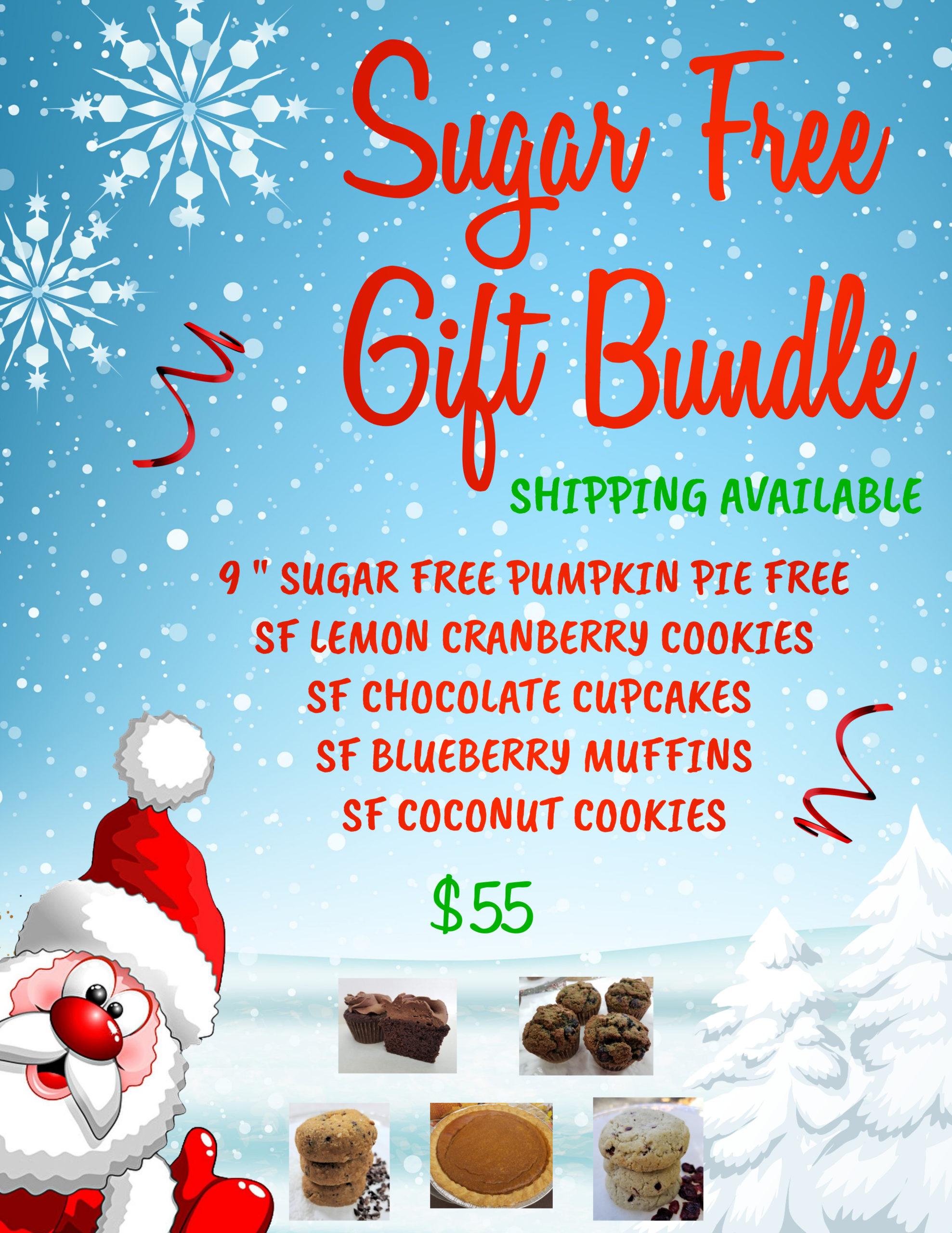 Sugar Free Gift Bundle 2