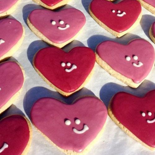 Heart Sugar Cookies Smiles Ws 2