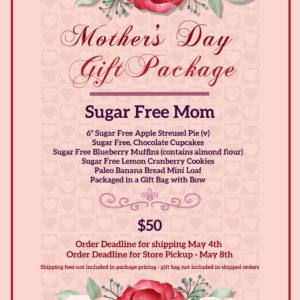 Sugar Free Mom Package