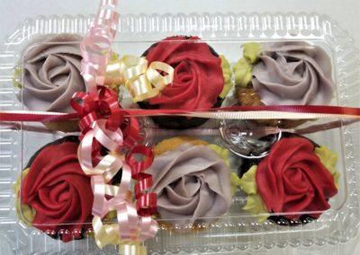 Elegant 6 Pack Cupcakes Scaled
