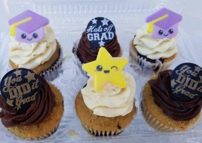 Graduation Cupcakes Scaled