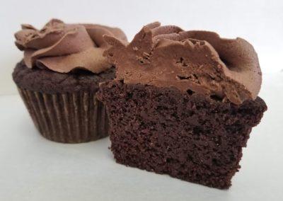 Paleo Choc Cupcakes