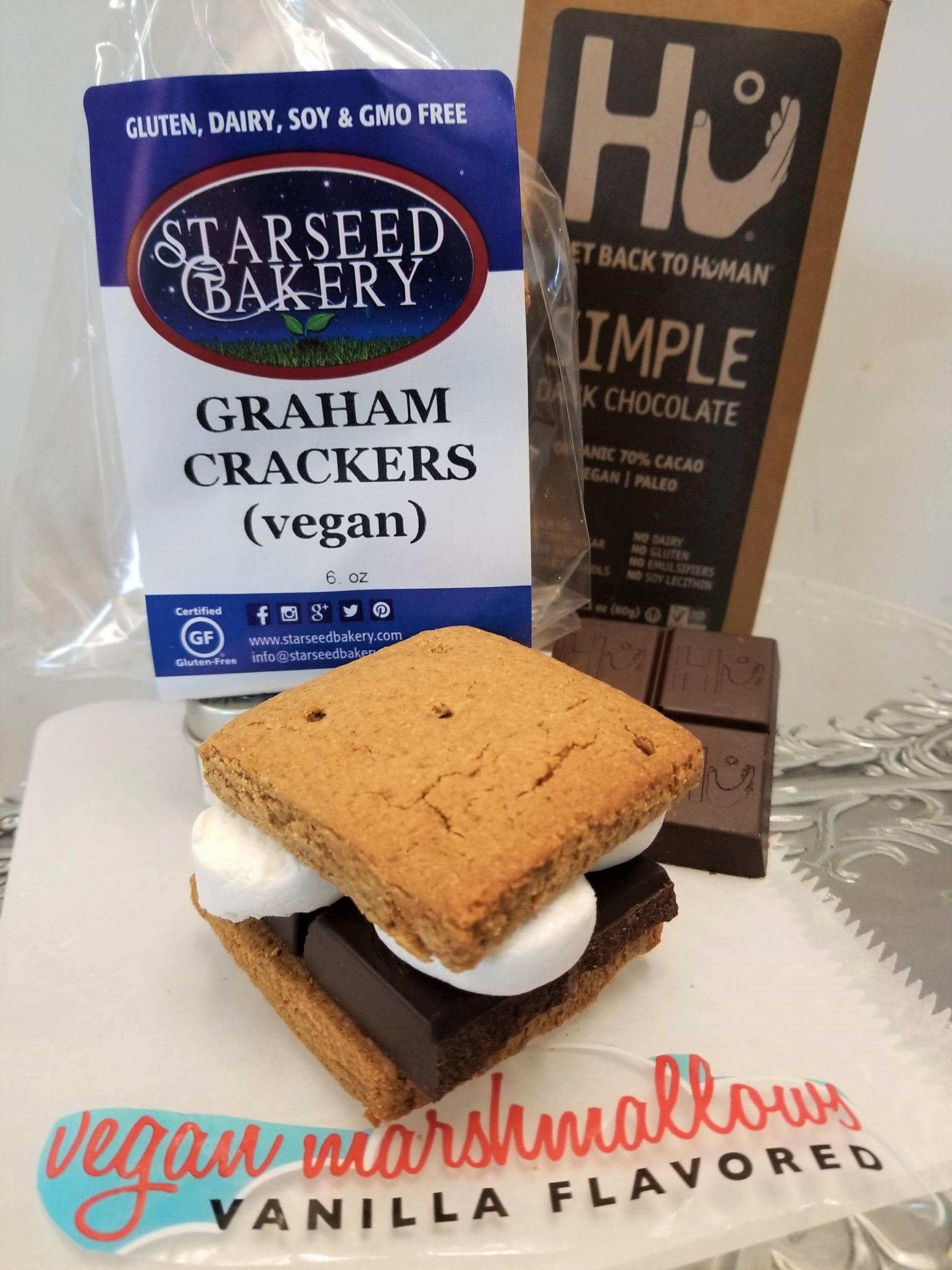 Graham Crackers Somores