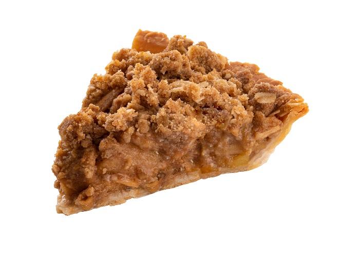 vegan apple streusel pie slice gs 1