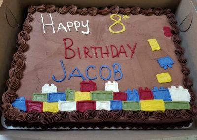 lego cake fit